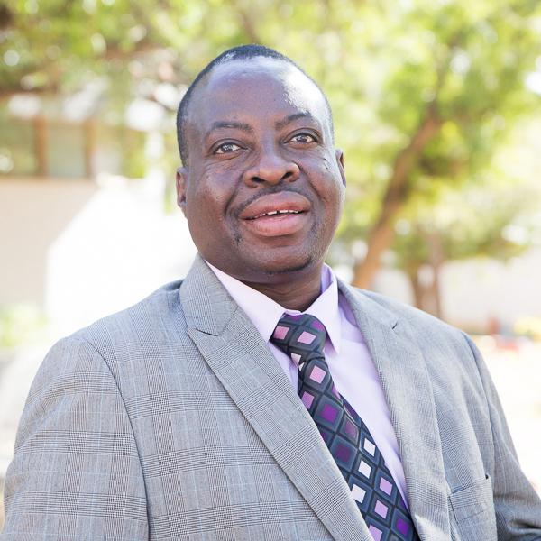 Samuel Mberirua